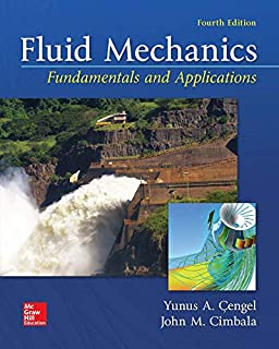 Fluid Mechanics: Fundamentals and Applications (1259696537) | Amazon price tracker / tracking, Amazon price history charts, Amazon price watches, Amazon price drop alerts