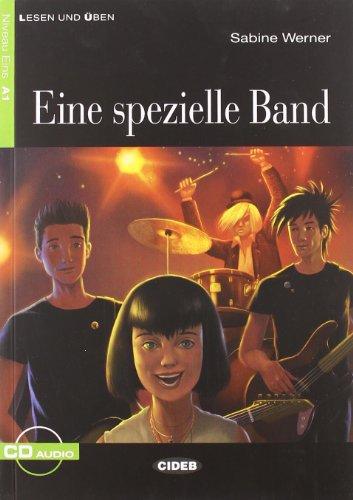 Eine Spezielle Band. Buch (+CD) (Lesen und üben)
