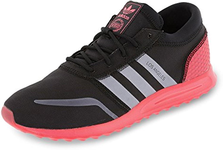 Adidas Los Angeles Scarpe Uomo Nero Dimensione  46.5 EU | Up-to-date Styling  | Scolaro/Ragazze Scarpa