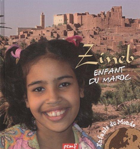 Zineb, enfant du Maroc