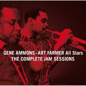 Gene Ammons - Art Farmer All Stars: Complete Jam Sessions