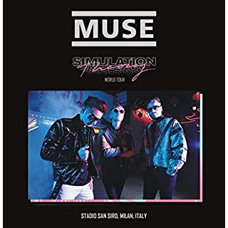 MUSE Live in Milan 2019 SIMULATION THEORY WORLD TOUR 2CD set in cardsleeve [Audio CD]