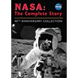 NASA - The Complete Story - 40th Anniversary Edition [4 DVD] BOXSET