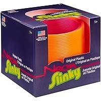 Die original Slinky Marke Neon Kunststoff Slinky