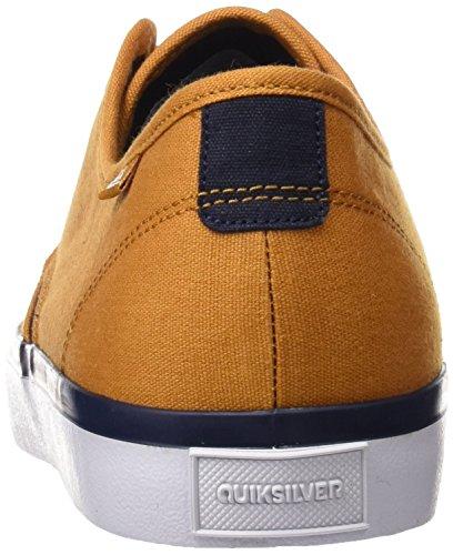 Quiksilver  Shorebreak, Sneakers Basses homme Orange (orange/orange/white)
