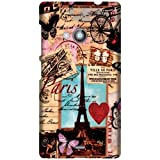 Printland Designer Back Cover For Nokia Lumia 535 - Paris Cases Cover best price on Amazon @ Rs. 299