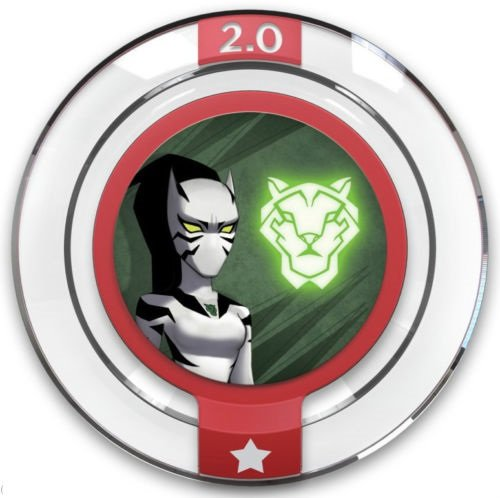 Disney Infinity Marvel Super Heroes (2.0 Edition) Power Disc - Team Up: White Tiger (Marvels Power Disc)