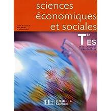Sciences économiques et sociales Tle ES : Enseignement obligatoire