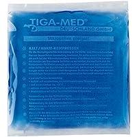 Kalt Warm Kompressen 10er Pack (= 10 Stück) 13x14cm blau Kältekompressen Original Tiga-Med Qualität preisvergleich bei billige-tabletten.eu