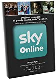 Sky Magic App - Tarjeta de streaming