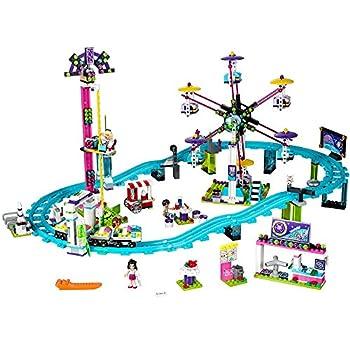 Lego 41130 Friends Amusement Park Roller Coaster 4