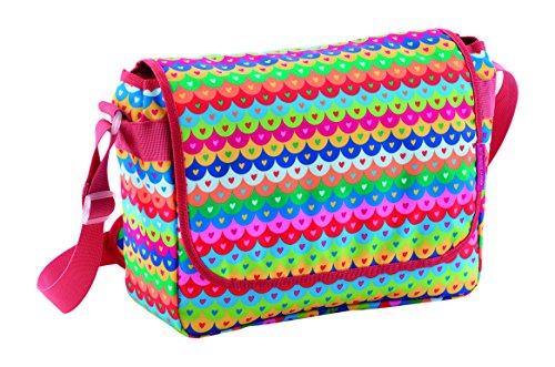 Agatha Ruiz De M. Rius La Prada Borsa a Tracolla, Colore: Multicolore
