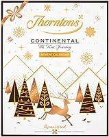 Thorntons Seasonal Continental Advent Calendar, 278 g
