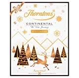 Thorntons Seasonal Continental Advent Calendar, 278 g