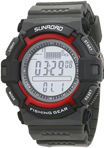 OEM Digital Fishing Barometer Watch - Altimeter, Thermometer, 24 hr Weather Forecast