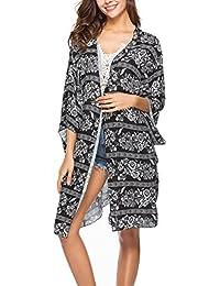 745df25242cf Amazon.es: pareos playa - M / Blusas y camisas / Camisetas, tops y ...