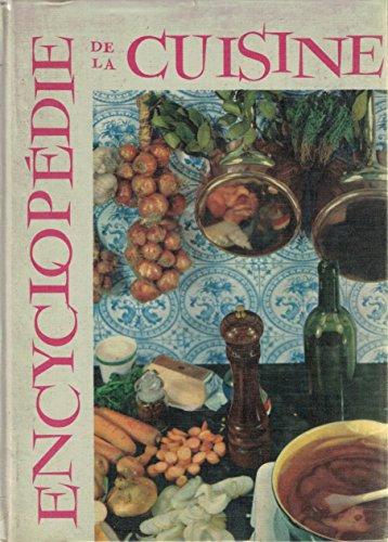 Encyclopédie de la cuisine par Maurice de Montagu