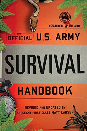 U.S. Army Survival Handbook, Revised (English Edition) por Matt Larsen