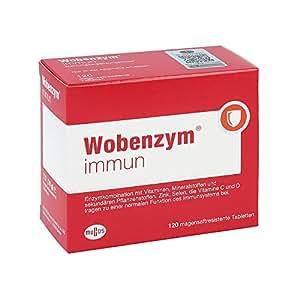 Wobenzym vaccinato compresse 120 pezzi