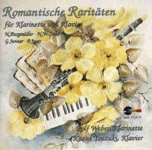 Raritäten Für Klarinette+Klavier