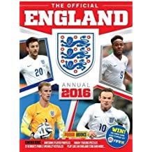 Official England FA Annual 2016 (Annuals 2016) by Panini (2015-09-02)