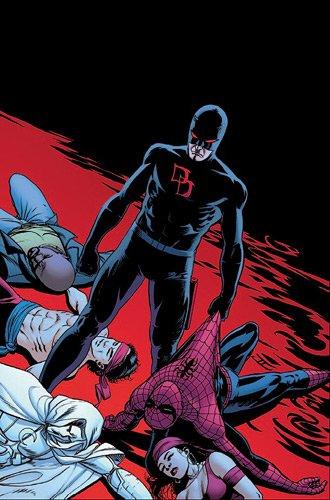 Daredevil T22: shadowland par Andy Diggle, Antony Johnston, Marco Checchetto, Roberto de la Torre