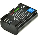 ChiliPower LP-E6 1850mAh Batterie (avec Infochip) pour Canon EOS 6D, EOS 7D, EOS 60D, EOS 60Da, EOS 70D, Canon EOS 5D Mark II, EOS 5D Mark III