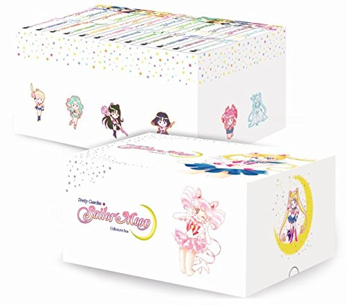 Pretty Guardian Sailor Moon - Collector's Box