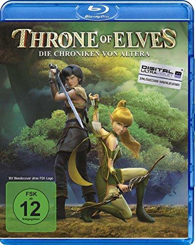 Ran-film (Throne of Elves - Die Chroniken von Altera [Blu-ray])