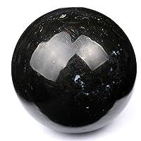 Black Obsidian Sphere Ball Metaphysical Aura Balance 40-50mm 1 Piece - Free Crystal Healing e-book by Healing... preisvergleich bei billige-tabletten.eu