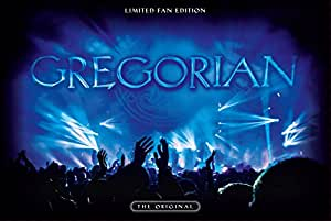 Gregorian - LIVE! Masters Of Chant - Final Chapter Tour  (exklusiv bei Amazon) [Box-Set inkl. BD+2CD Mediabook + T-Shirt]