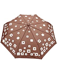 FabSeasons Unisex Graphic Printed, 3 Fold Fancy Automatic Umbrella For Rains, Summer & All Year Use