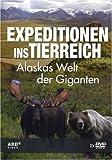 Expeditionen ins Tierreich - Alaskas Welt der Giganten (2 DVDs)