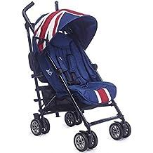 Silla de Paseo Mini Buggy XL Jack Classic + Barra Delantera / Bolsa Transporte de Regalo