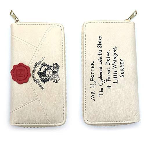 Surenhap Harry Geldbeutel, Damen Geldbörse Design von Hogwarts Fans (Geldbörse Harry Potter)