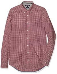 Tommy Hilfiger Men's Casual Long Sleeve Shirt