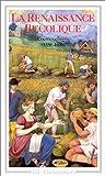 La Renaissance bucolique : Poèmes choisis, 1550-1600