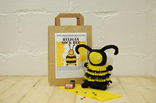 Socke Bee Craft Kit (Bee Hundespielzeug)