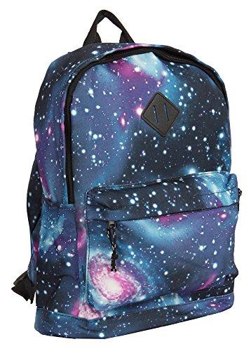 Big Handbag Shop ,  Schulrucksack Galaxy - Blue