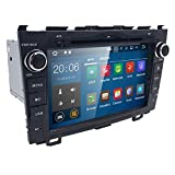 Android 7.1 in Dash GPS DVD Player for Honda CRV Auto Radio Navigation 8inch HD Touchscreen 2GB RAM Wifi 4G Bluetooth Support TPMS DAB+ OBD2 DTV …