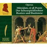 Mozart Edition, Vol.11: Mitridate,  Der Schauspieldirektor, Bastien und Bastienne