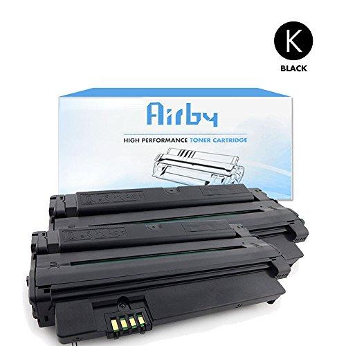 2 Stücke Airby® Kompatibel Samsung MLT-D1052L 1052L ELS Toner kartusche für Samsung ML-1910 ML-2525W SF-650 ML-1915DSP ML-2581ND SCX-4600FN SCX-4623FN SCX4623FW