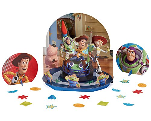 American Greetings Toy Story 3 Table (Toy Kostüm Ideen Halloween Story)