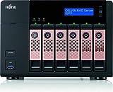FUJITSU CELVIN NAS Server Q905 6x4TB EU 6x4 TB Spezielle NAS HDDs für 24x7 Betrieb