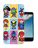 002765 - Cartoon Superhero Kids Colourful Comic Design Wiko