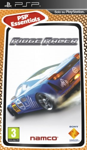 Sony Ridge Racer PSP