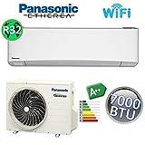 Split Raum gerät R32 ETHEREA WiFi PANASONIC Klimaanlage 2 KW EEK A++ 7000 BTU