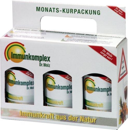 Dr. Wolz Immunkomplex Kur, 3x 250ml