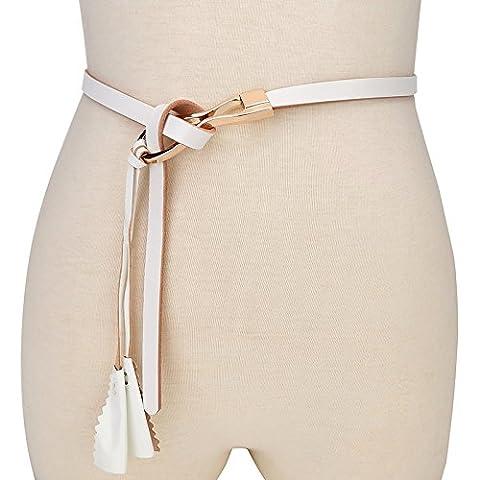 Costume De Vache Enceinte - SILIU*La première couche de cuir ceinture femme
