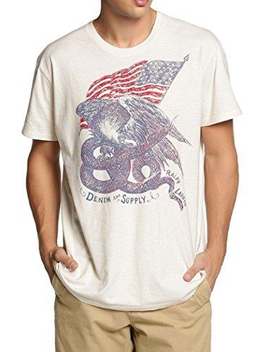 S Denimamp; By Tshirt Supply Lauren Flag Blanc Casse Ralph Indian kiuOPXZ